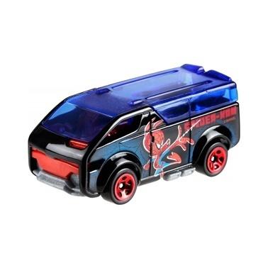 Hot Wheels Hot Wheels Arabalar Özel Spiderman Serisi Renkli